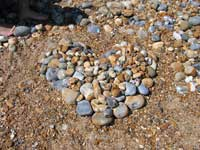 heart in Eastbourne
